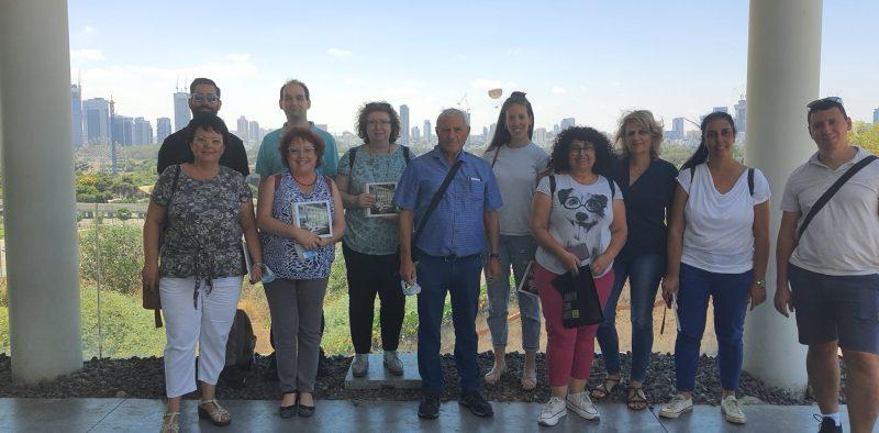תמונת צוות רמת גן 2